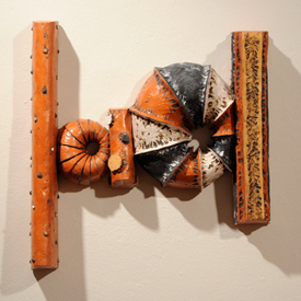 Shalya Marsh, I think, Ceramic, 2012
